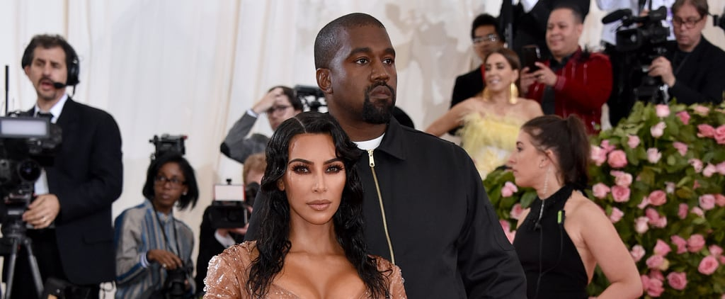 Kanye West Gave Kim Kardashian $1 Million For Mother's Day