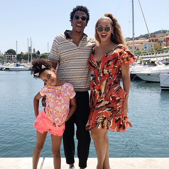 Beyoncé and JAY-Z's Family Vacation in France Pictures 2018