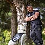 3rd Place, Assistance Dog, Craig Turner-Bullock