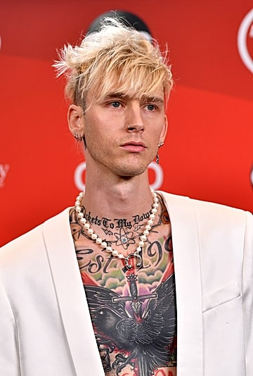 Machine Gun Kelly Is Launching a Unisex Nail-Polish Line