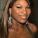 Serena Williams at the Gucci Spring 2006 Fashion Show in 2006