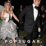 Hilary Duff and Mike Comrie as the Tooth Fairy and Her Escort