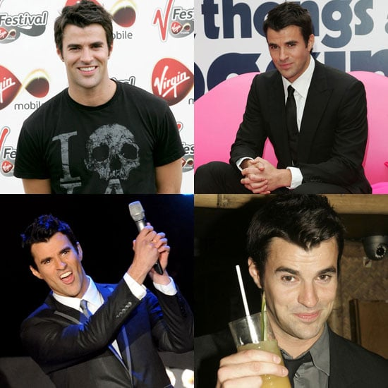 Getting to Know. . .The X Factor Host Steve Jones