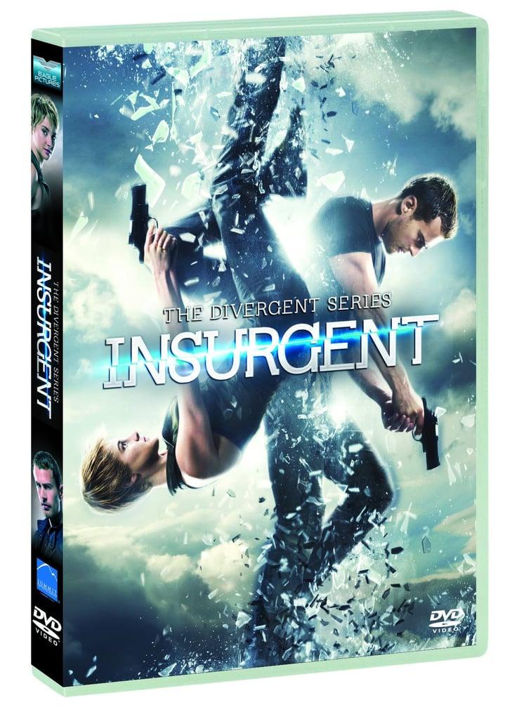 Insurgent on DVD ($9)