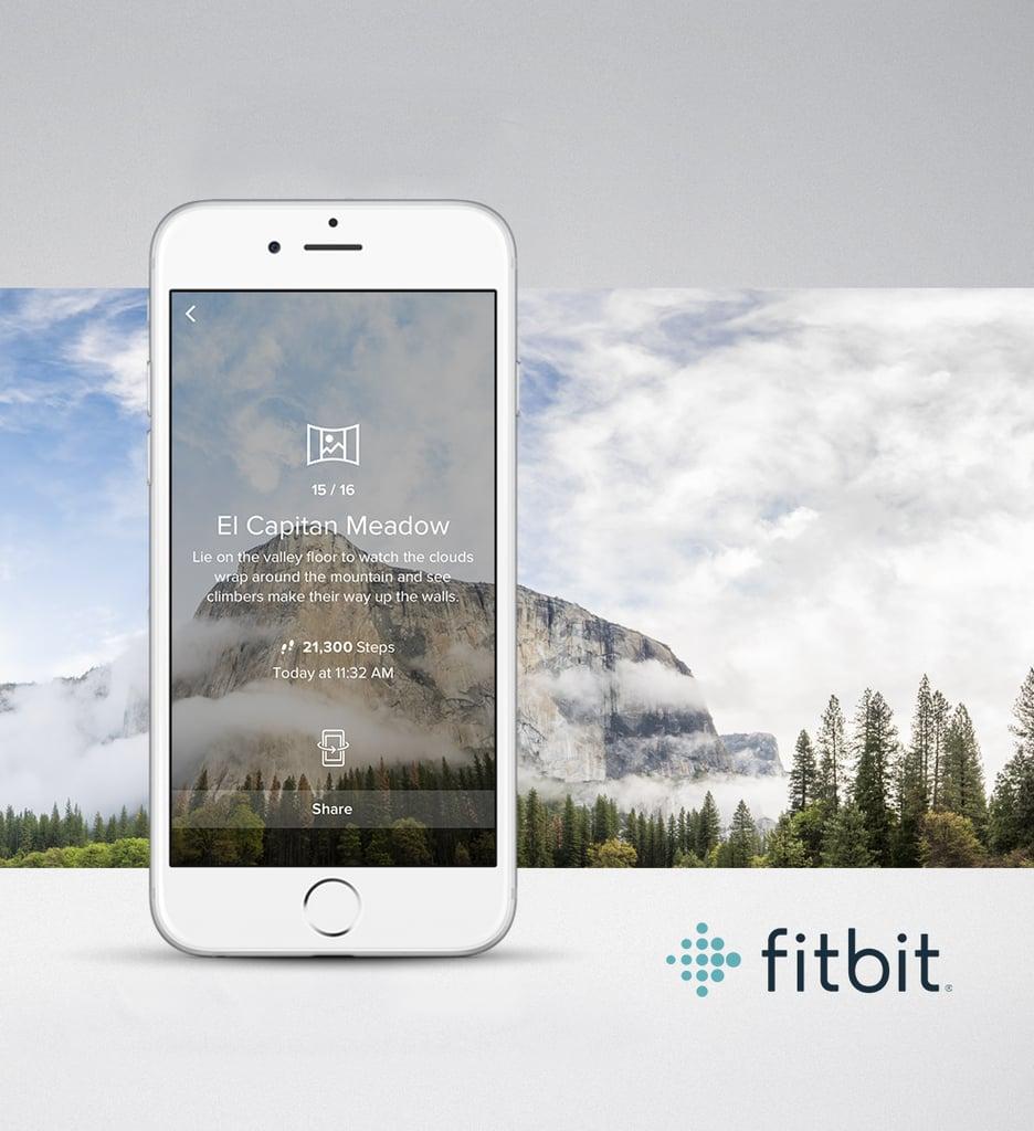 Fitbit App Update: Adventures