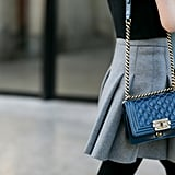 The perfect complement to any Fashion Week look? Chanel, of course.