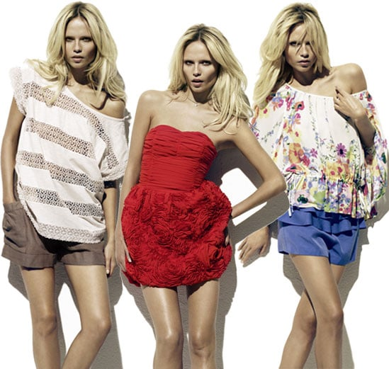 Photos of H&M's Spring '10 Garden Collection