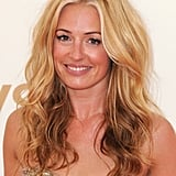 Cat Deeley was one of the first to arrive at the Emmy Awards.
