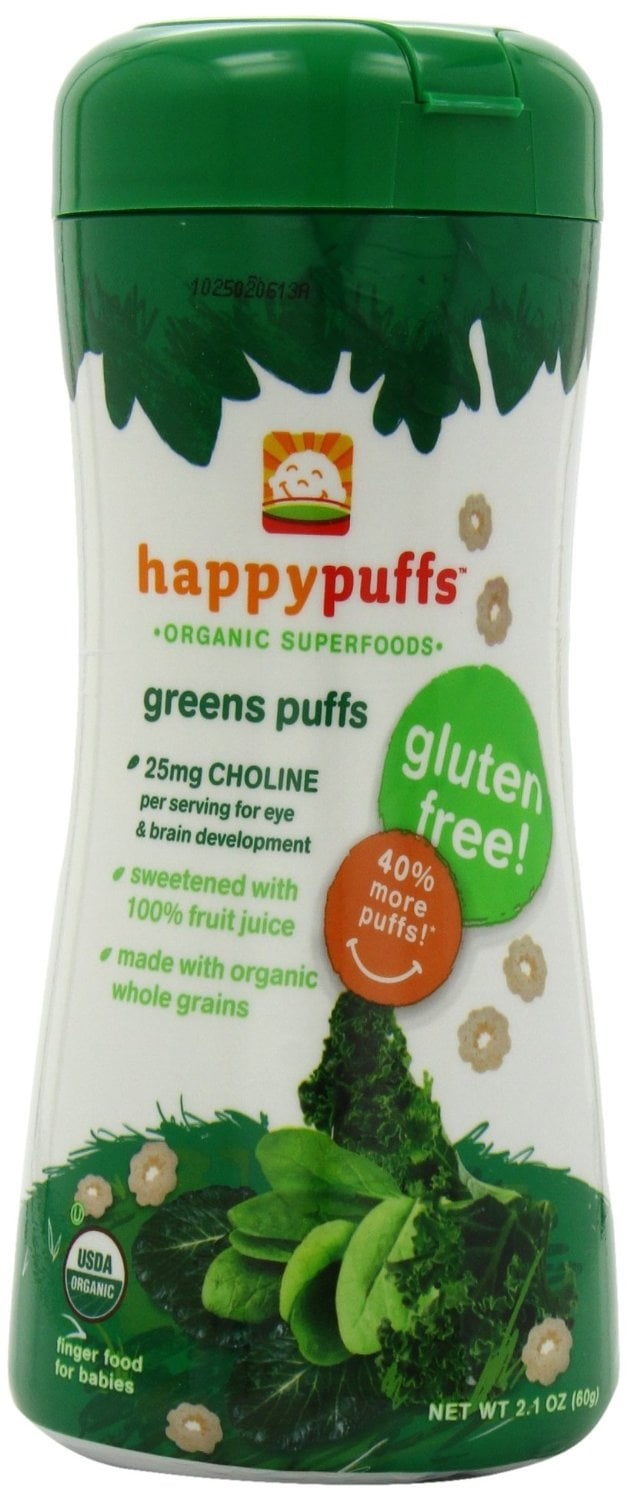 Ready-to-Go: Happy Puffs