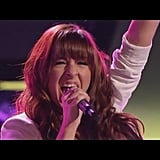 "Season 6: Christina Grimmie, ""Wrecking Ball"" by Miley Cyrus"