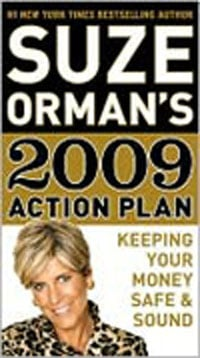 Download a Free Copy of Suze Orman's 2009 Action Plan