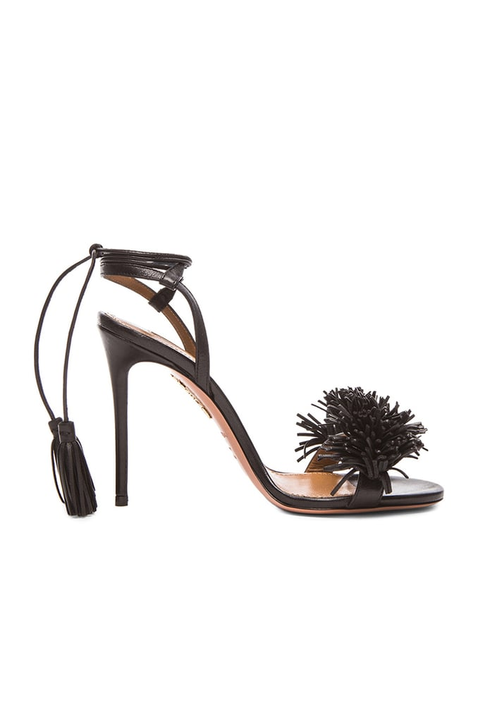 Wild Thing Heels in Black ($785)