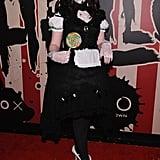Michelle Trachtenberg as a Broken Doll