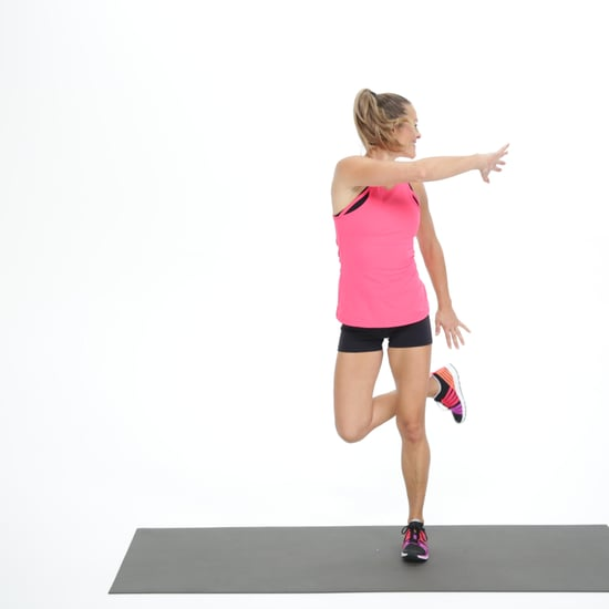 Cardio Butt Kicker Exercise