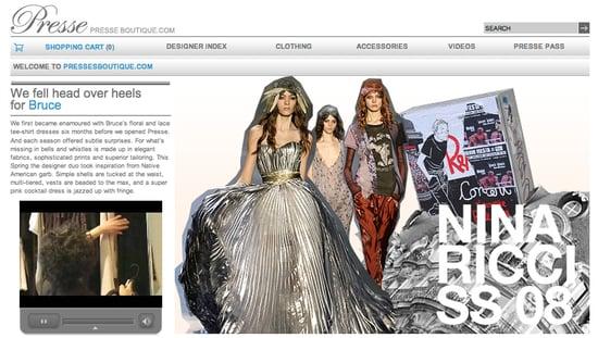 Fab Site: PresseBoutique.com