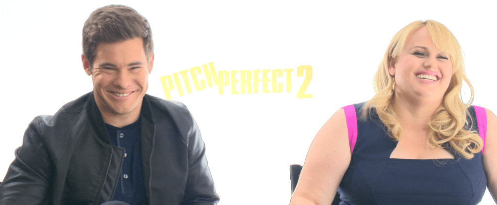 Pitch Perfect 2 Cast Singing Game (Video)