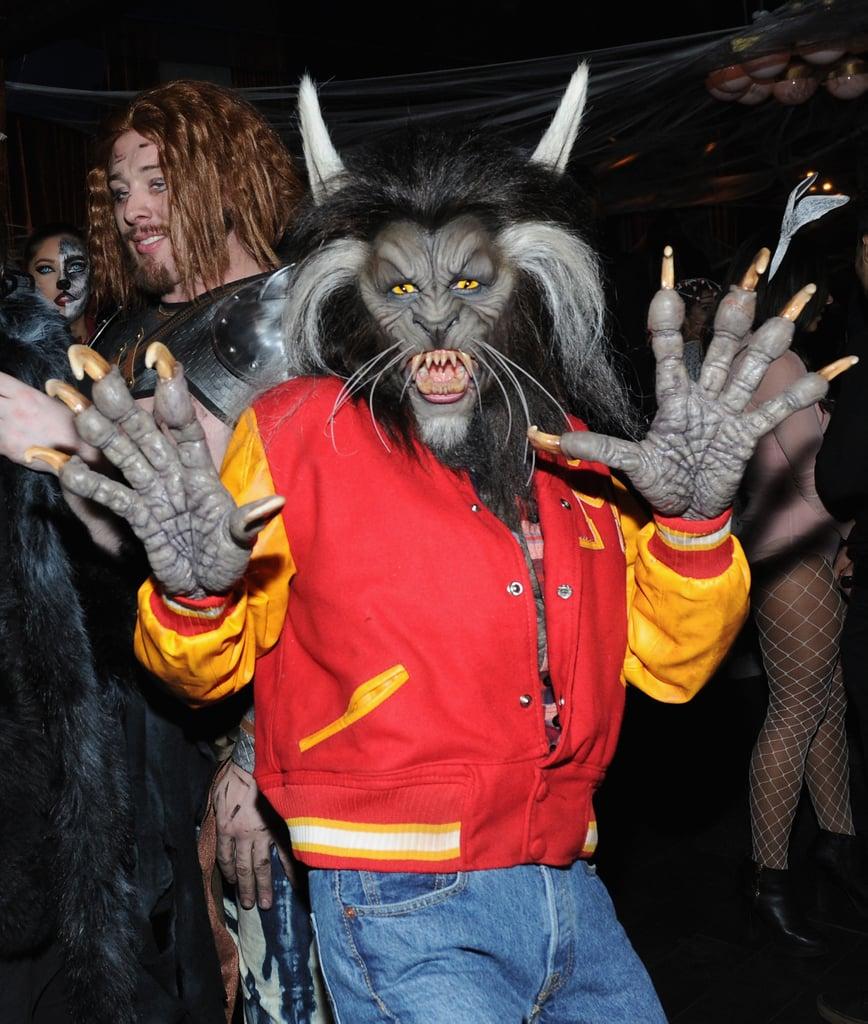 Heidi Klum's Halloween Costume 2017 | POPSUGAR Celebrity Photo 4