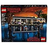Lego Stranger Things The Upside Down Set