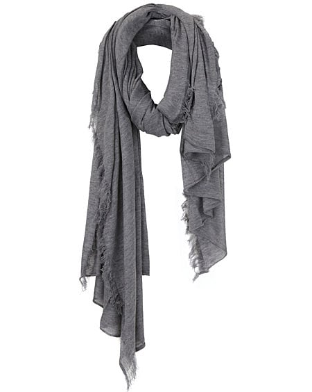 T by Alexander Wang Fringe Scarf ($62, originally $89)