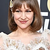 Joanna Newsom With Frayed Bangs