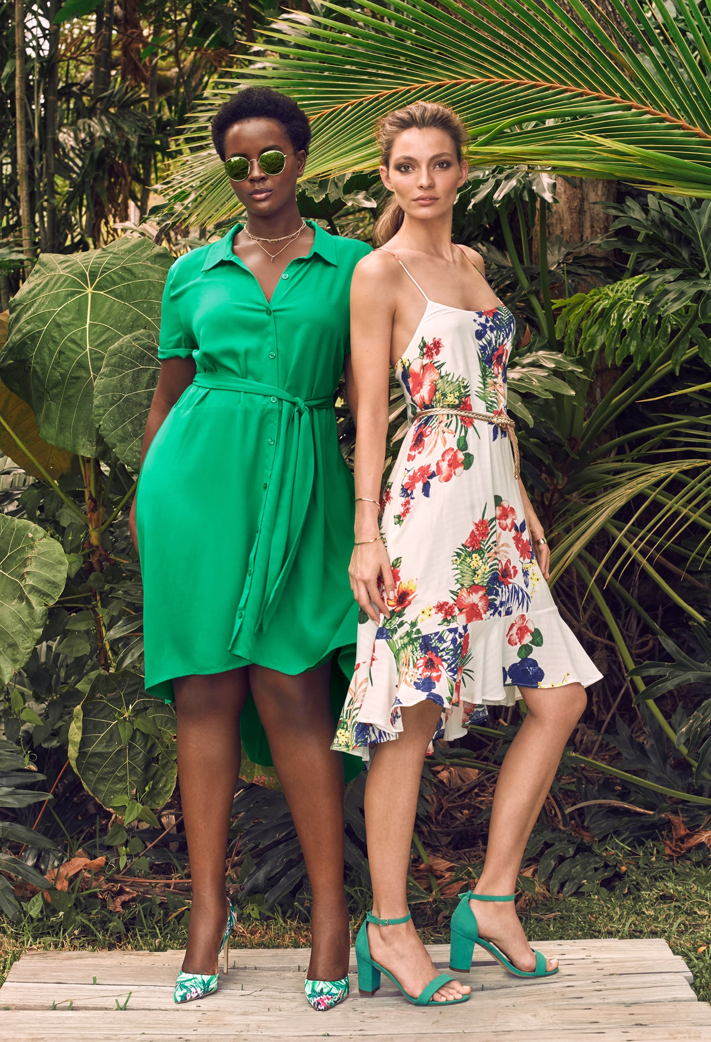 Shop Dresses - Totally Tropicool
