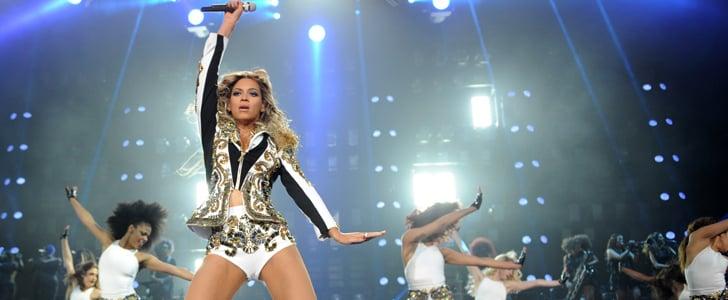 Lubov Azria on Dressing Beyonce