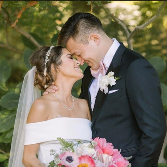 Woman With Cystic Fibrosis Has Her Dream Wedding