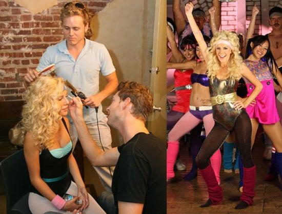 Photos of Heidi Montag and Spencer Pratt in Overdosin' Music Video