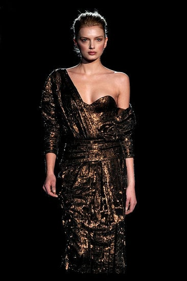 Fall 2009 Trend Report: One Shoulder Looks