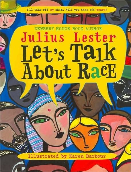 Ages 4-6: Let's Talk About Race