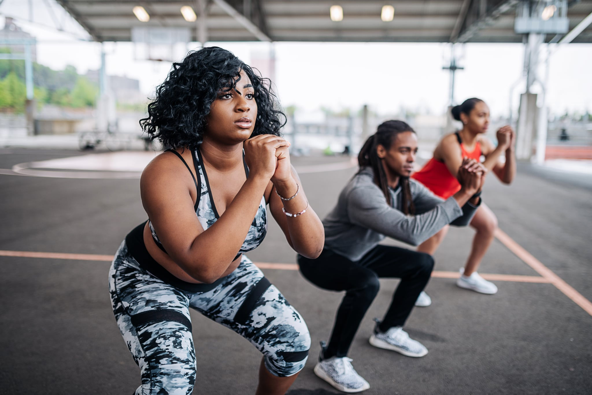 fat burn lower body workout