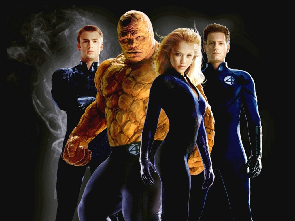 New Cast of The Fantastic Four Reboot