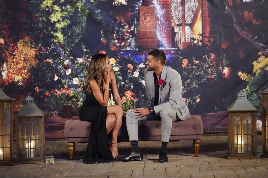 Will Tayshia Pick Ivan on The Bachelorette?