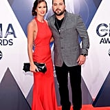 Hannah Freeman and Tyler Farr