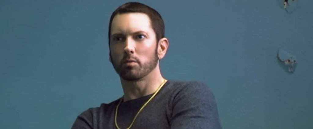 """Eminem's Depressing Music Video For """"River"""" Would Make Even Cupid Stop Believing in Love"""