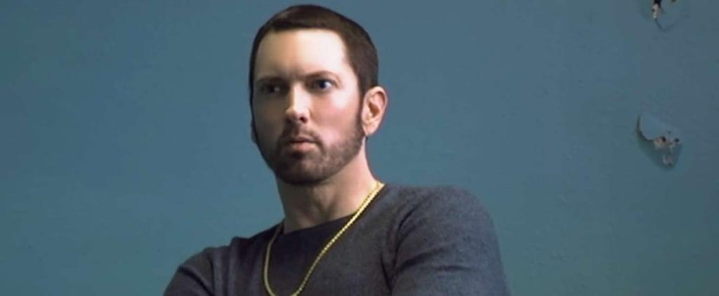 """Eminem and Ed Sheeran """"River"""" Music Video"""