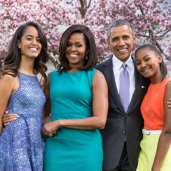 Michelle Obama on Relationship Changes With Sasha and Malia