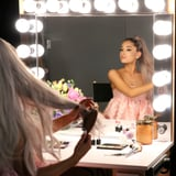Ariana Grande s Hairstylist Talks  Glass Hair  and Snatched Ponytails