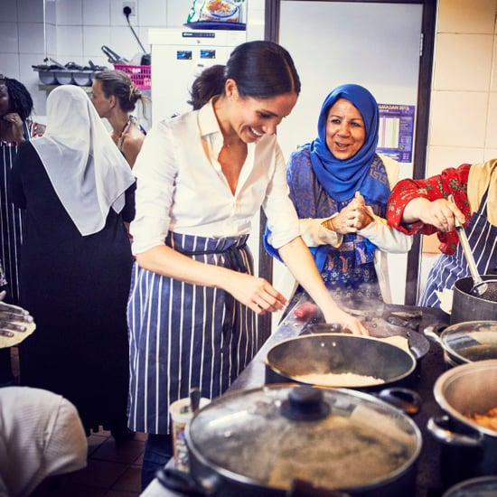 مشروع معاً: كتاب الطهي المجتمعي الذي تدعمه ميغان ماركل