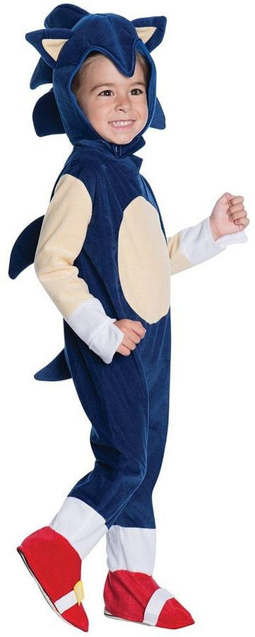 Sonic The Hedgehog Costume 30 The Best Halloween Costumes For Kids By Age Group Popsugar Family Photo 40