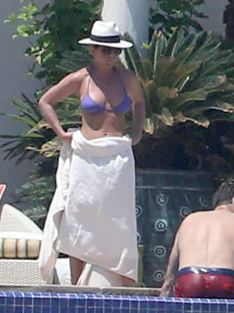 Jennifer Aniston put her bikini body on display during an August trip to Cabo San Lucas, Mexico.