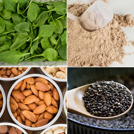 Healthy Cooking Pantry Items