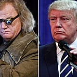 Mad Eye Moody / Donald Trump,  Republican