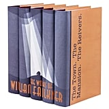 William Faulkner Book Set ($250)