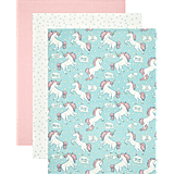 Unicorn Tea Towels Set