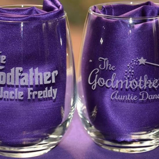 Godmother and Godfather Proposal Ideas
