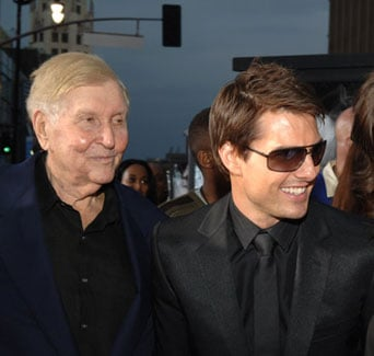 Sugar Bits — Sumner Redstone OKs Tom Cruise's Return in Mission: Impossible 4