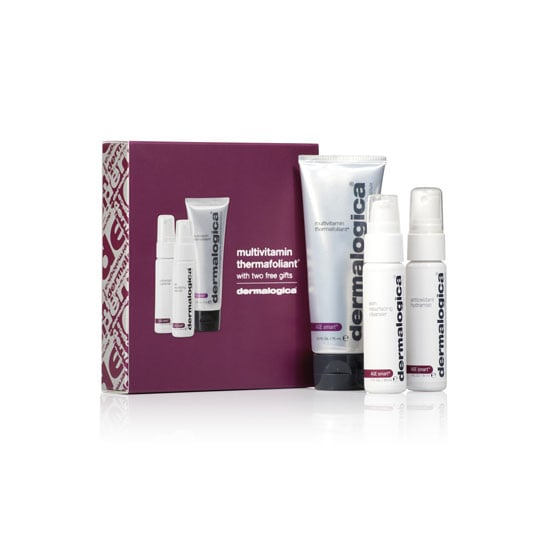 Dermalogica MultiVitamin Thermafoliant Gift Set $90.00,