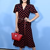 Lucy Hale at the Michael Kors Collection New York Fashion Week Show