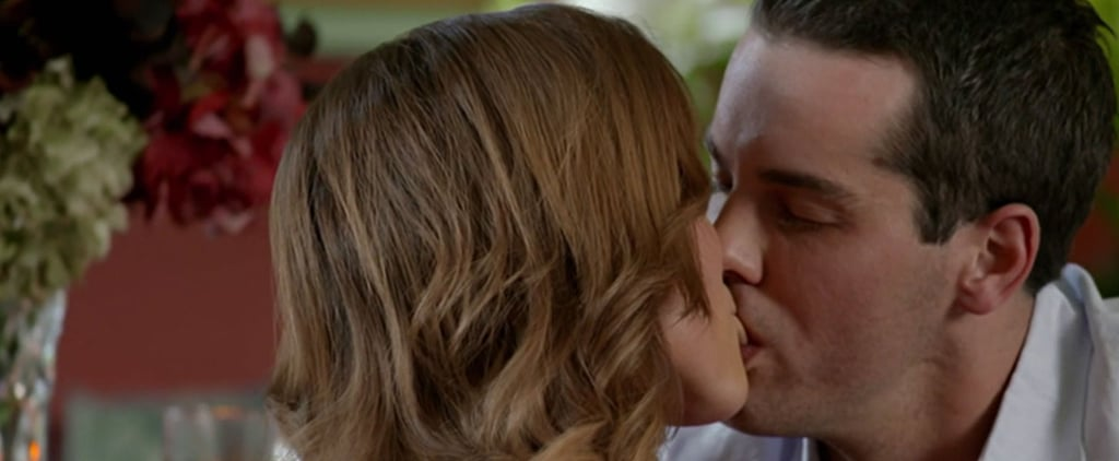 Georgia and Jake Shared the First Kiss of the Season — So Is This True Love's Kiss?